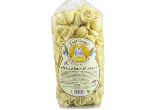 Cara Nonna Orecchiette (Little Ears) Paesane Pasta