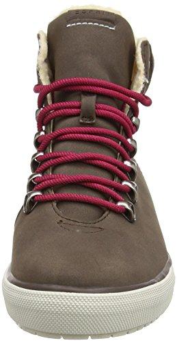 ESPRIT Mika Damen Hohe Sneakers Braun (210 brown)