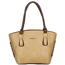 Fristo women's handbag (FRB-058) Beige a