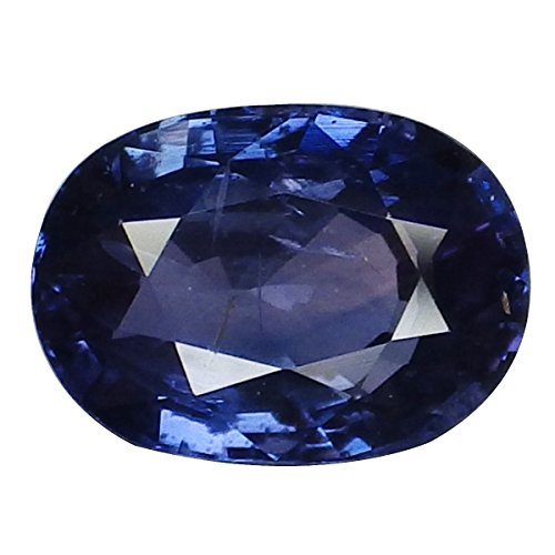 2.06 Ct. Unheated Natural Oval Color Change Blue Sapphire Loose Gemstone (Sapphire Oval Color Change)