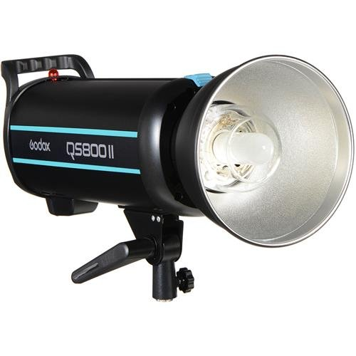 Godox QSII Series QS800II 800Ws Strobe Flash Modeling Light, 5600K Color Temperature