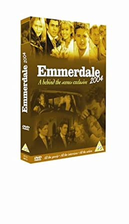 Emmerdale: Annual [DVD]: Amazon co uk: Patsy Kensit, Mark Charnock