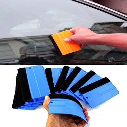 FidgetFidget Pop Felt Endge Wrap Wrapping Scraper Squeegee Tool for Car Window Film Durable