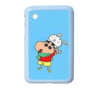Generic Custom Phone Cases For Women Custom Design With Crayon Shin Chan For Samsung Galaxy Tab P3100 Choose Design 1