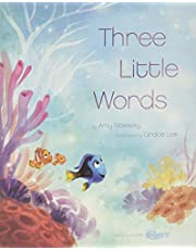 Finding Dory (Picture Book): Three Little Words