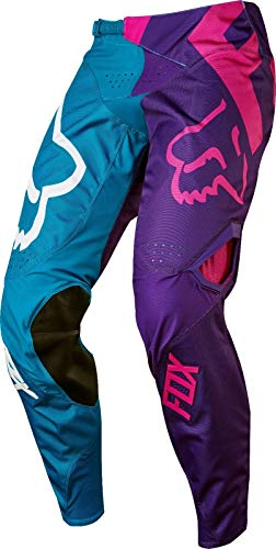 Fox Racing 360 Creo Youth Boys Off-Road Motorcycle Pants - Teal/Size 28 360 Off Road Pants