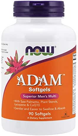 Vitamins & Supplements: NOW Supplements ADAM