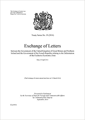 Exchange of letters between the government of the United