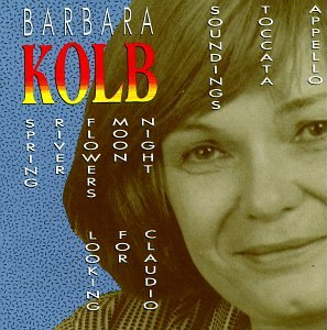 Barbara Kolb - Toccata / Appello / Soundings