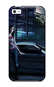 For Iphone 5c Protector Case Need For Speed Carbon Girl Phone Cover