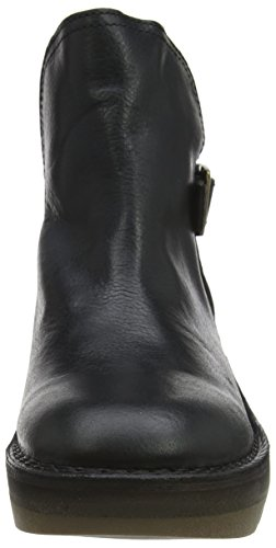 London Fly Botas Para Black Negro Mujer Josi956fly d0xwqar0