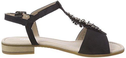 Sport Azul con Sandalia Pazifik Shoes Comfort Mujer Pulsera para Gabor EqwSvfxTO