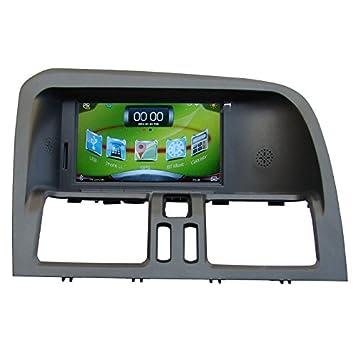 """Capacitancia de 6.2 """"pantalla tÁctil coche GPS navegación para Volvo XC60 con USB,"""