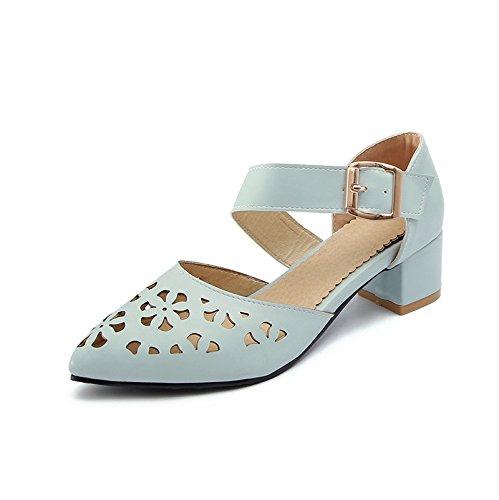GAOLIM Frauen Schuhe Sommer Geschnitzten Geschlitzten Lasche Lasche Lasche Tipp Ausgesetzt, Mit Sandalen Weiblichen Rauh Mit Frauen Schuhe - 921c0e