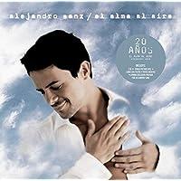 Alejandro Sanz - El Alma Al Aire: 20 Aniversario (Box: 2 Cd + Picture Vinyl + Libro Con Textos Y Fotos Inéditas + Lámina…