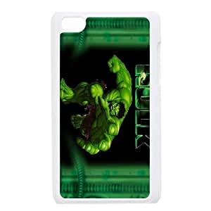 iPod Touch 4 Cell Phone Case White Hulk NF6035648
