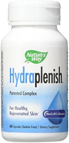 Natures Way Hydraplenish Vcaps pack product image