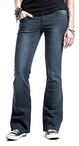 By Scuro Blu Emp Jeans Grace Red FwdgXF