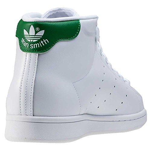 Uomo Scarpe Smith Adidas Bianco Ginnastica Da Mid Stan BT1qwPv