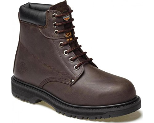 11 Cleave Dickies land Safety 11 Super BR Boot FA23200 Size Brown qtqr1BEcP