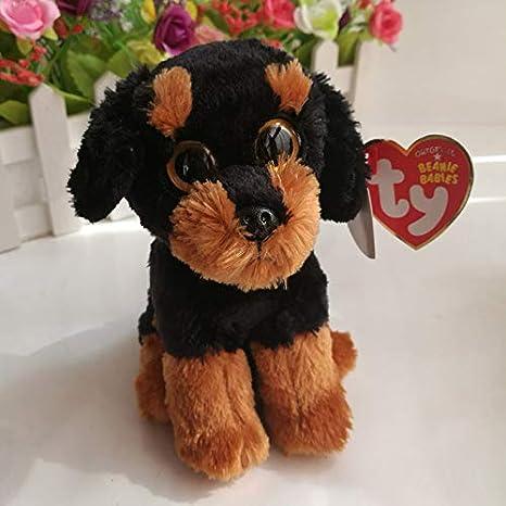 Amazon.com: ILUTOY Ty Babies Brutus P Dog - Muñeca de ...