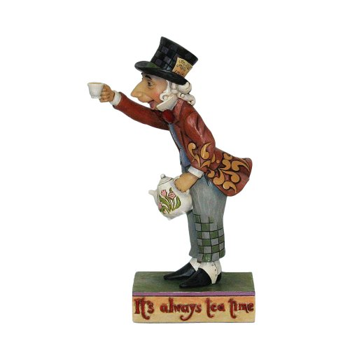 Enesco Jim Shore Heartwood Creek from The Hatter Figurine 6 in