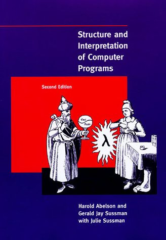 Structure and Interpretation of Computer Programs - 2nd Edition (MIT Electrical Engineering and Computer Science) by Brand: MIT Press