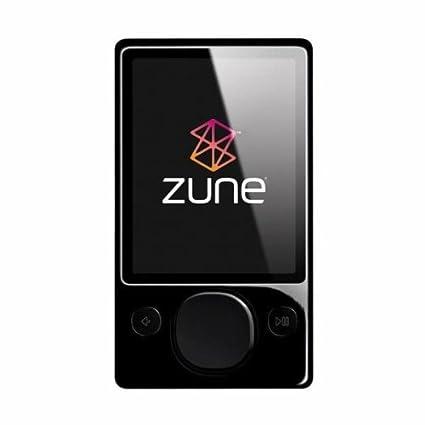 amazon com zune 120 gb video mp3 player black home audio theater rh amazon com Zune Player Microsoft Zune