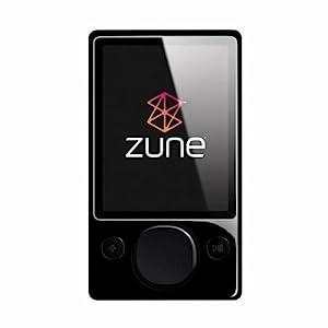 Amazon.com: Zune 120 GB Video MP3 Player (Black): Home Audio & Theater