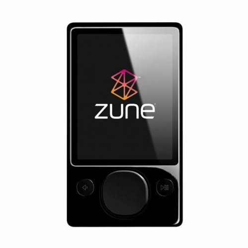 Zune 120 GB Video MP3 Player - Video Music Zune Player