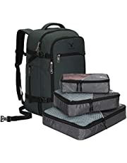 Hynes Eagle 40L Carry on Backpack Flight Approved Hand Luggage Travel Cabin Bag 51x34x25cm