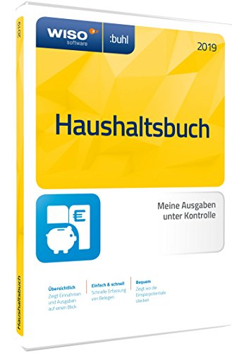 Price comparison product image WISO Haushaltsbuch 2019,  1 CD-ROM