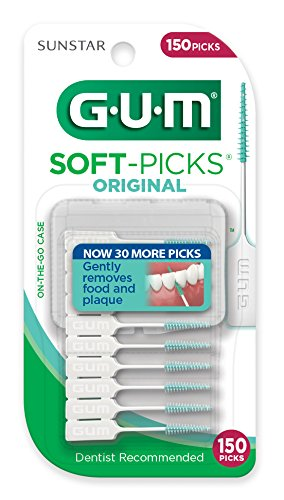 Gum Soft-Picks Dental Picks Original, 150 Count