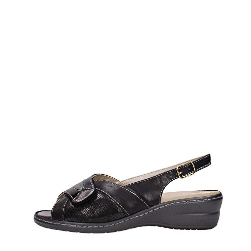 Melluso 02338 Sandal Woman Black