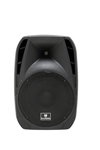 Blackmore DJ System BJP-15BT DJ Powered Amplified PA 15'' Speaker by Blackmore