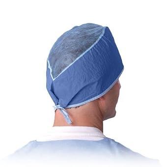 drugačije još jedna šansa novi koncept Amazon.com: Medline NON28626 Disposable Surgeon's Caps, SMS, Latex ...