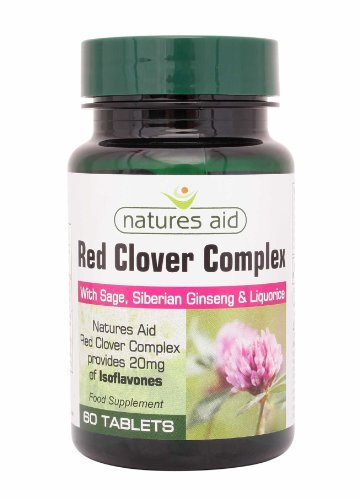 Natures Aid Red Clover - 6