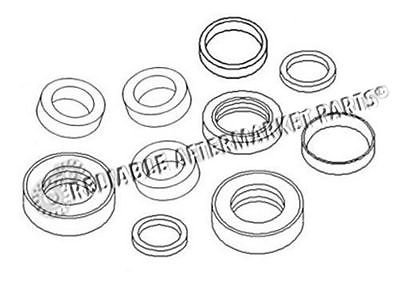 86537054 New Skid Steer Bucket Loader Seal Kit made to fi...