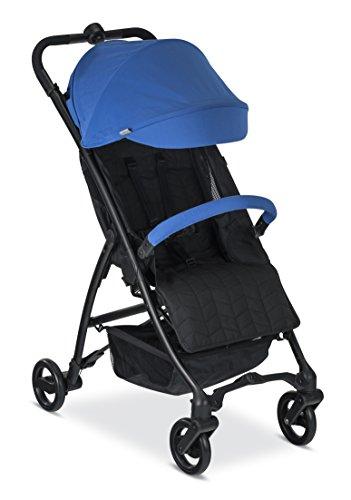 Britax B-Mobile Lightweight Stroller, Cobalt (Journey Lightweight Umbrella Stroller)