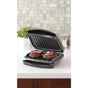 Amazon.com: Mainstays Mini Indoor Grill: Kitchen & Dining