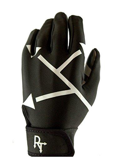 Route Tree Gunner Football Gloves (X Large) ()
