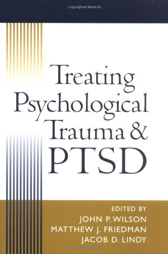 Treating Psychological Trauma and PTSD by Brand: The Guilford Press