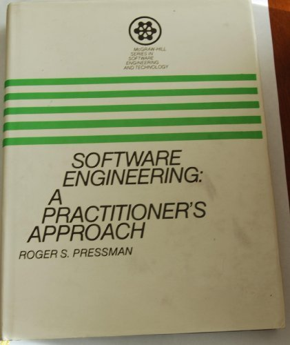 : A practitioner's approach (McGraw-Hill series in software engineering and technology) ()