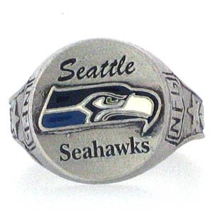 NFL Ring - Seahawks size 8