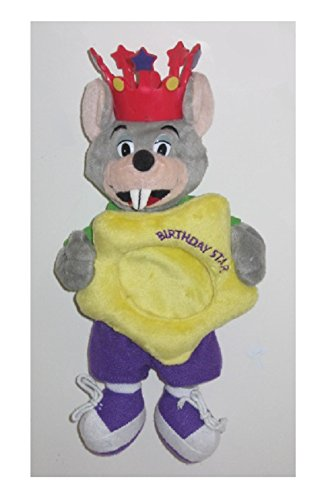 chuck-e-cheese-birthday-star-picture-frame-plush