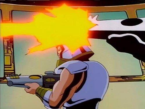 Beyond Good & Evil (Part 2): Promise Of Apocalypse (X Men The Animated Series Jean Grey)