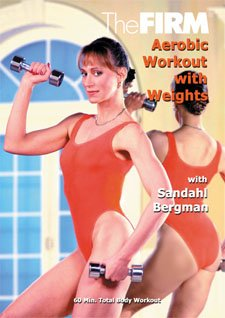 The FIRM DVD Classic Vol. 3 Aerobic Weight Training by Anna Benson with Sandahl Bergman