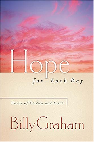 Hope Each Day Words Wisdom