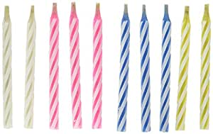Loftus Magic Trick Relighting Birthday Candles (10 Piece)