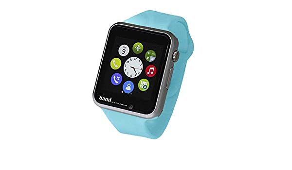 Reloj smartwatch Sami Wearable Glaze WS-2308CP: Amazon.es: Electrónica